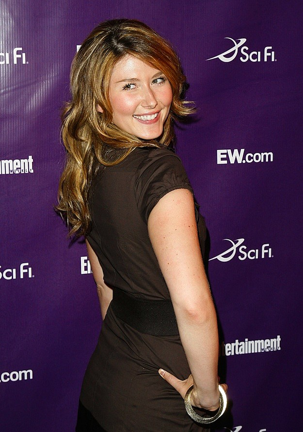 Here's hoping all futuregirls are as talented, charming and crush-worthy as Jewel  Staite.
