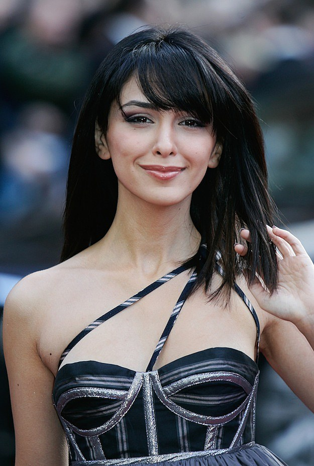 Nazanin Boniadi Crush of the Day