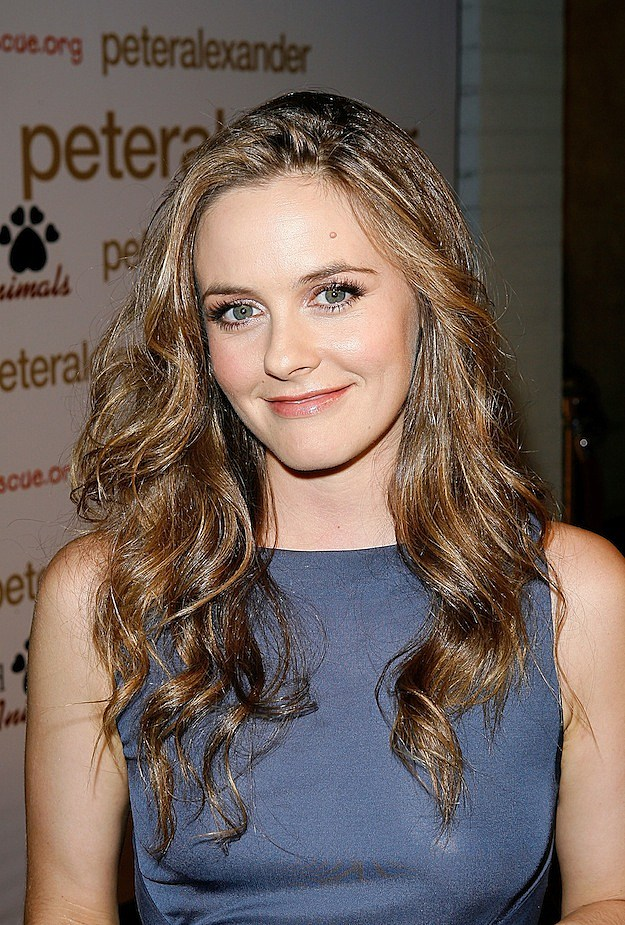 Alicia Silverstone Crush of the Day