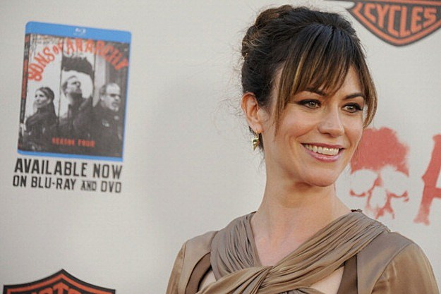 Maggie Siff Sons of Anarchy Pics