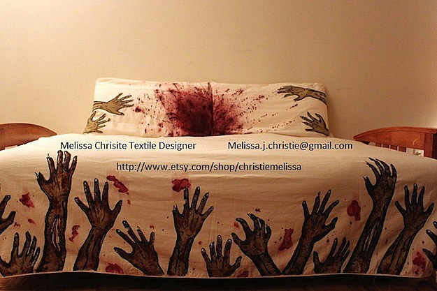 Zombie sheets Christie Melissa
