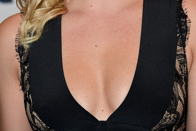 Celebrity Cleavage