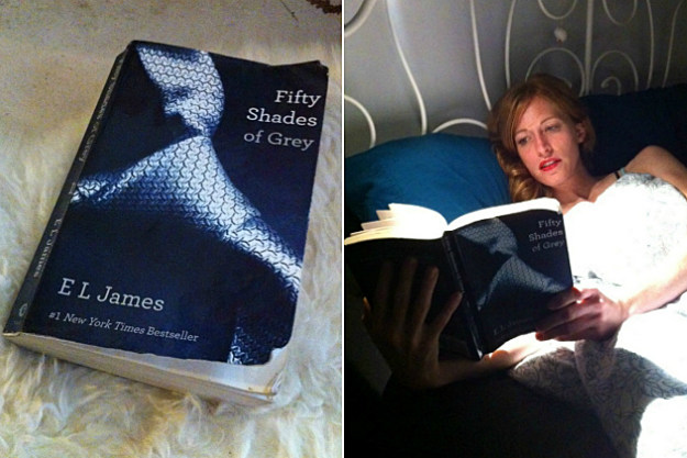 "Selling a ""deliciously used"" copy of 'Fifty Shades of Grey' is fifty shades of ick."