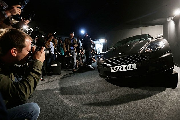 James Bond Auction on September 28, 2012 in London, England.