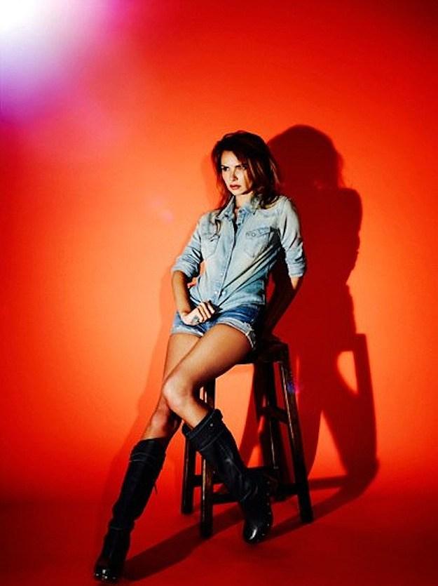 Nadine Coyle Pics