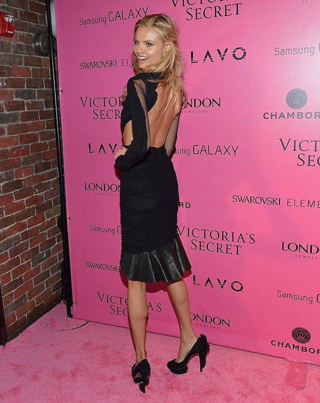 Victoria's Secret 2012 Fashion Show After Party Pics