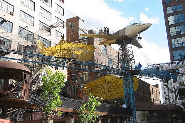 The City Museum, St. Louis