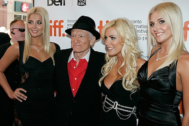 Crystal Harris Hugh Heffner Engaged