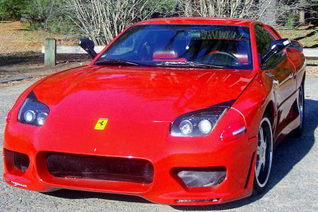 Fake Ferrari