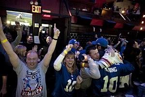 The Super Bowl Fans