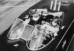 Original Batmobile Auction