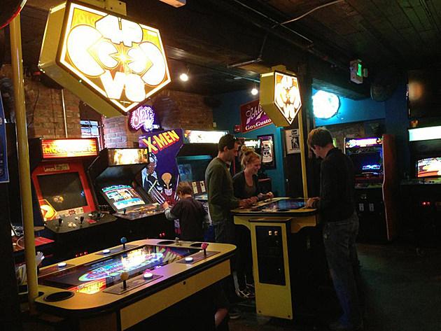 1up bar arcade