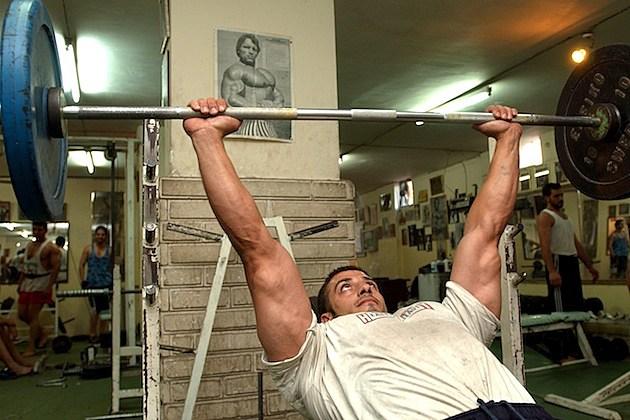 Guys Idolize Arnold Schwarzenegger