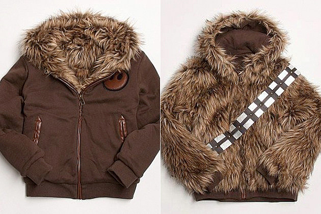 Chewbacca Jacket
