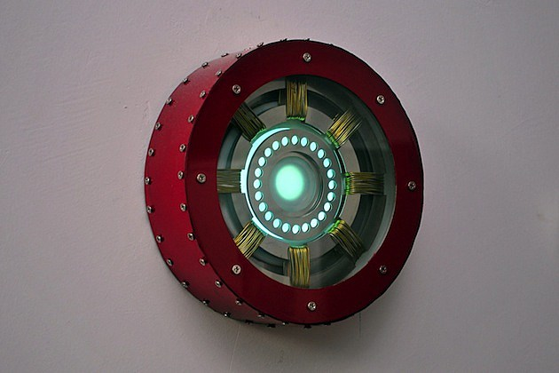 Iron Man Arc Reactor Light