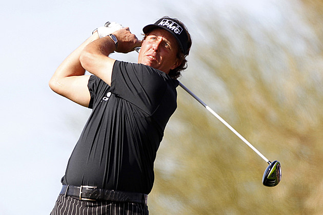 Phil Mickelson Phoenix Open