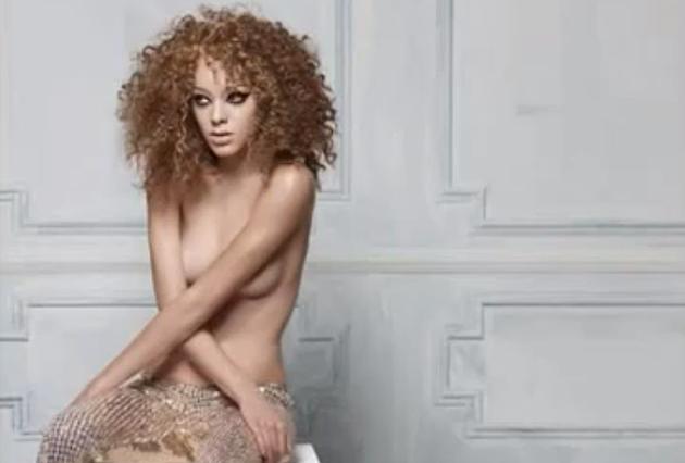 America's Next Top Model Naked