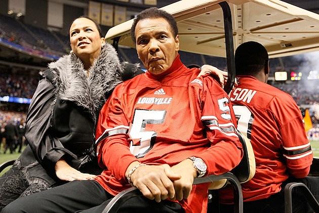 Muhammad Ali Sick