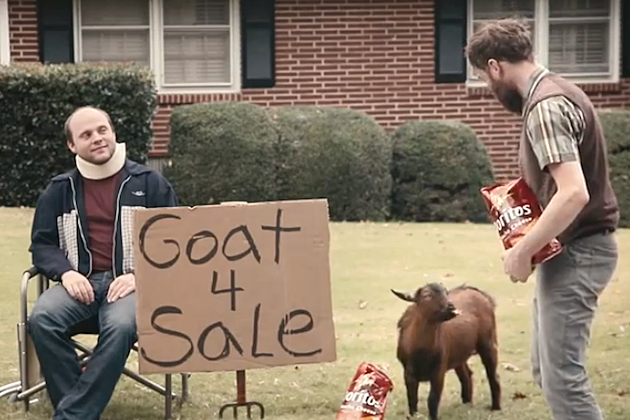 2013 Goat 4 Sale Super Bowl Commercial