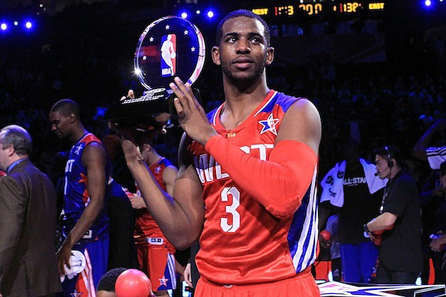 Chris Paul 2013 NBA All Star Game