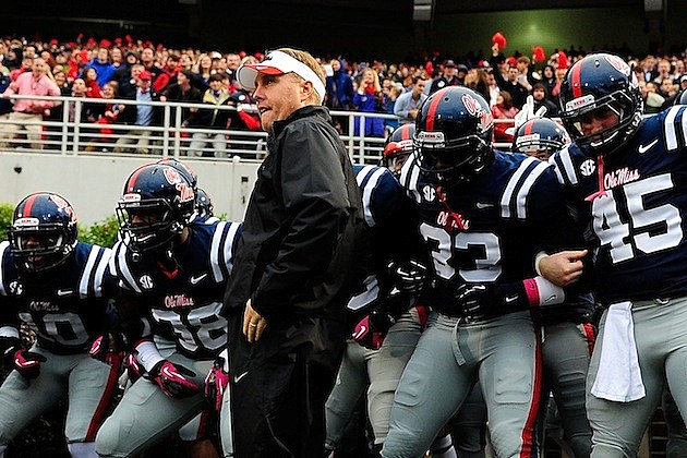 Hugh Freeze Ole Miss