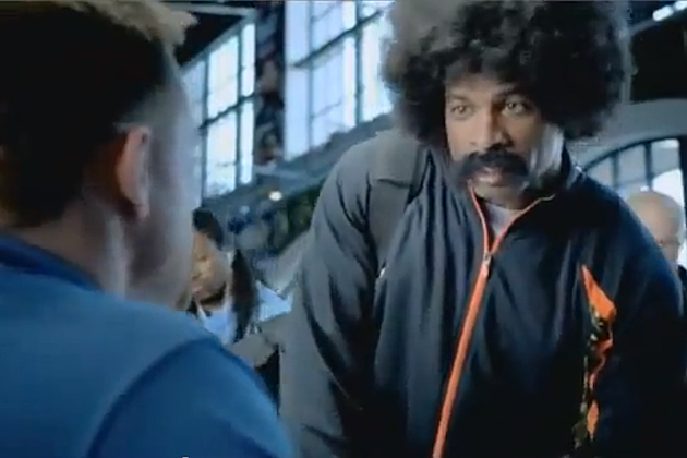 Leon Sandcastle Super Bowl Commercial