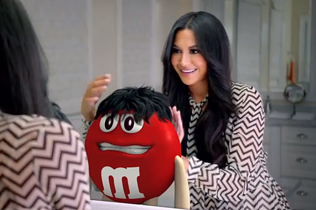 M&Ms 2013 Super Bowl Commercial