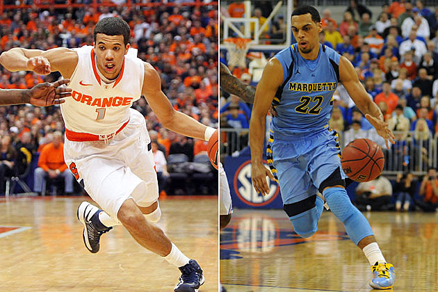 Michael Carter-Williams, Trent Lockett