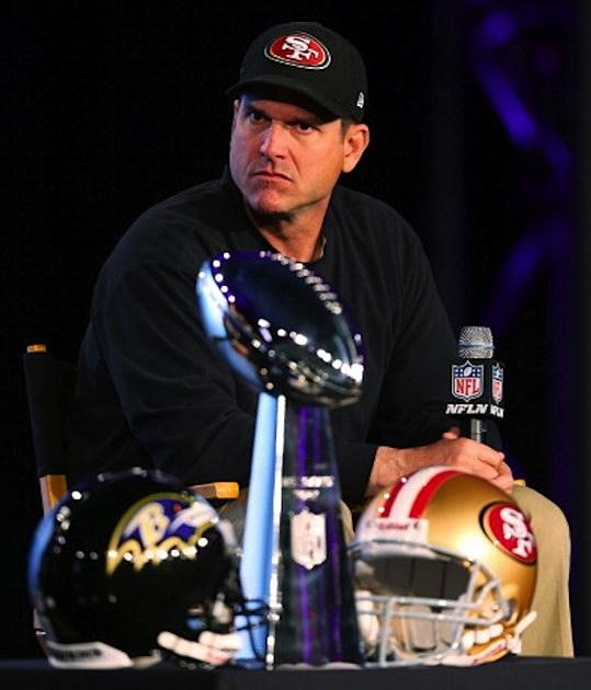 Super Bowl XLVII Coaches Press Conference