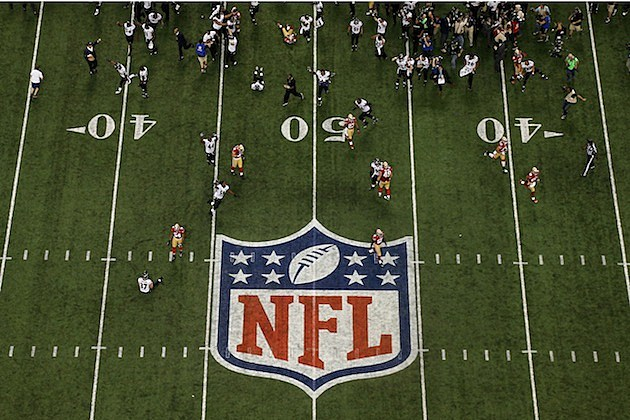 NFL Widen Field