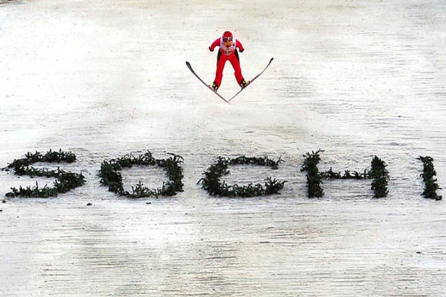 NBC Sochi Olympic Coverage 2014
