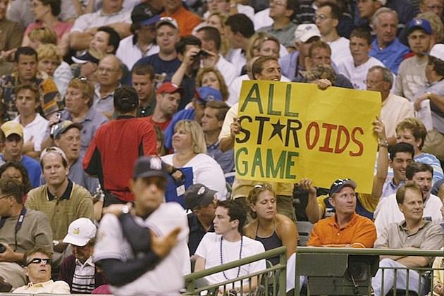 MLB Steroids