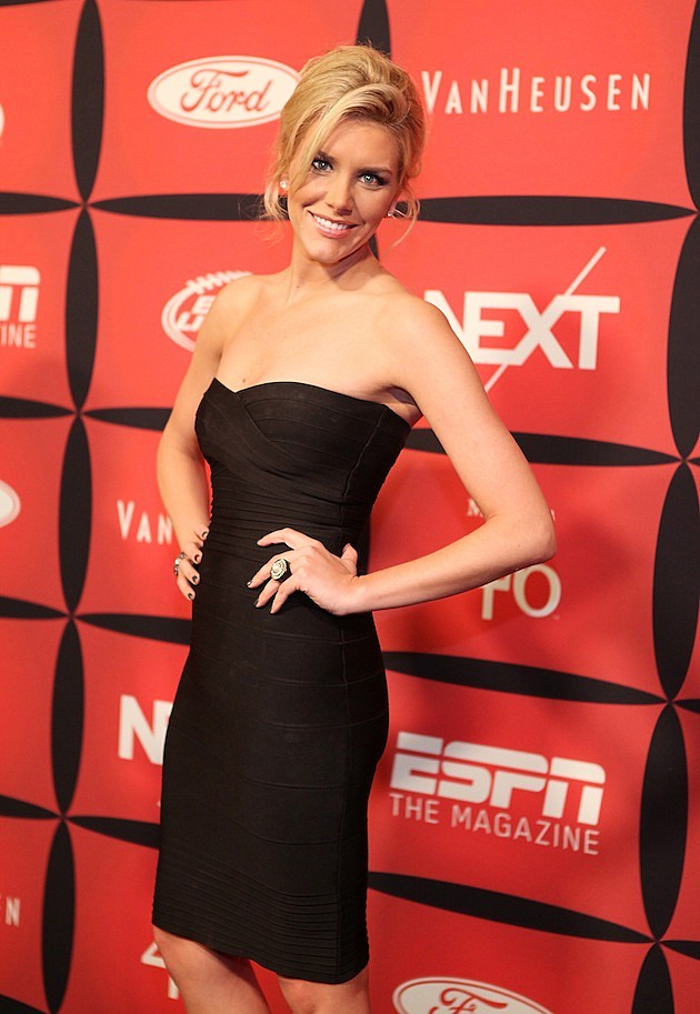 Charissa Thompson Splash
