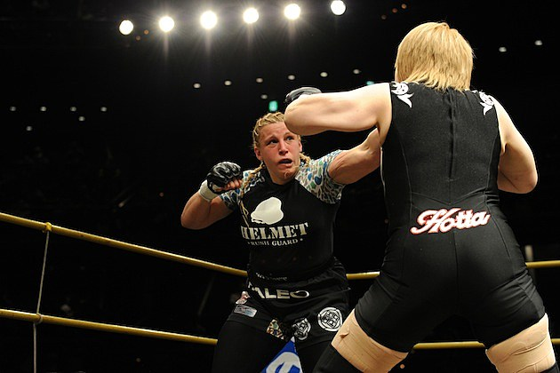 Amanda Lucas MMA Fighter