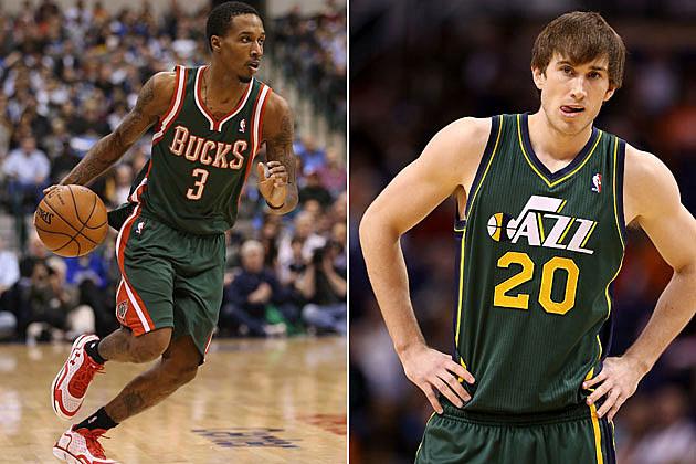Bucks, Jazz