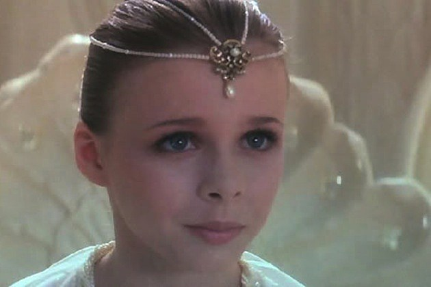 Neverending story empress now