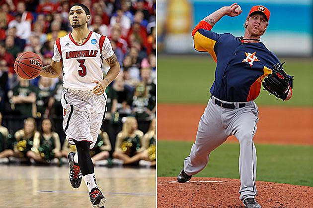 Louisville, Astros