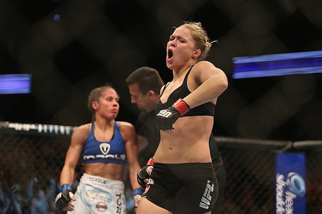Ronda Rousey The Ultimate Fighter