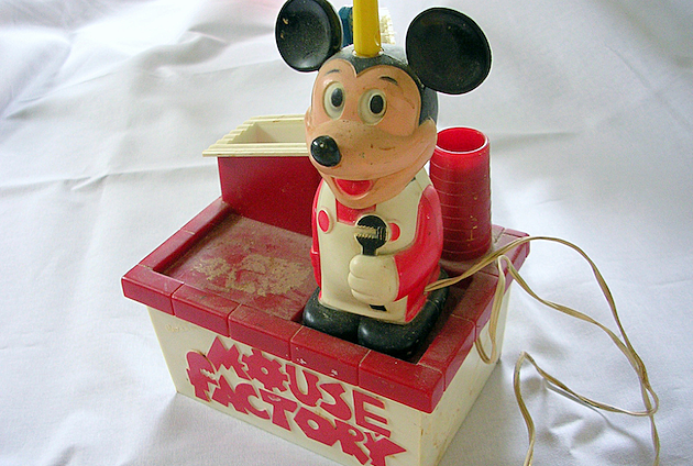 Mickey Mouse Electric Toothbrush