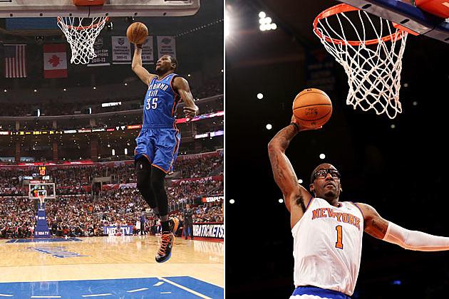 Thunder, Knicks