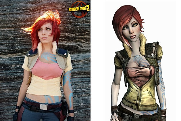 Borderlands Beautiful Cosplay