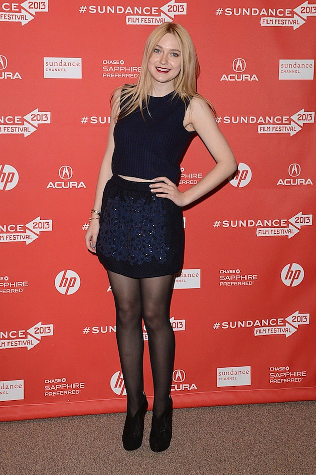 Dakota Fanning Now