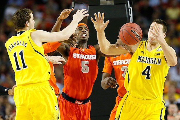 Michigan v Syracuse