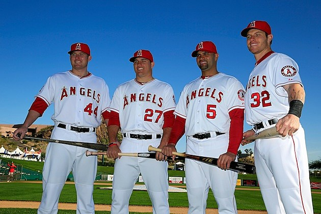 Los Angeles Angels of Anaheim Sluggers