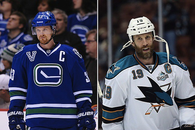 Canucks-Sharks