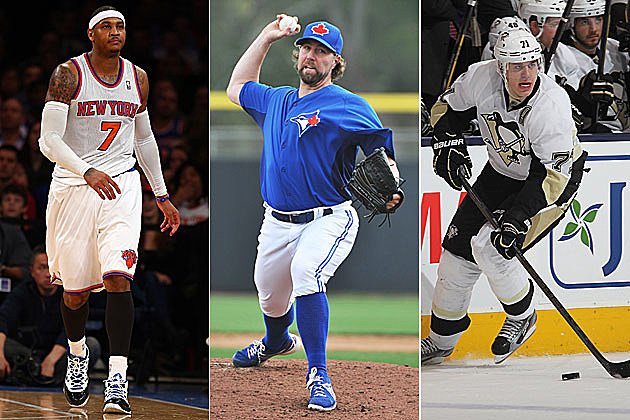 Knicks-Blue Jays-Penguins