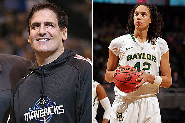 Mark Cuban, Brittney Griner