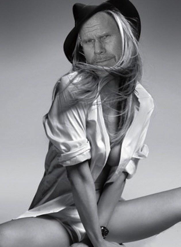 Ron Perlman as Jennifer Aniston