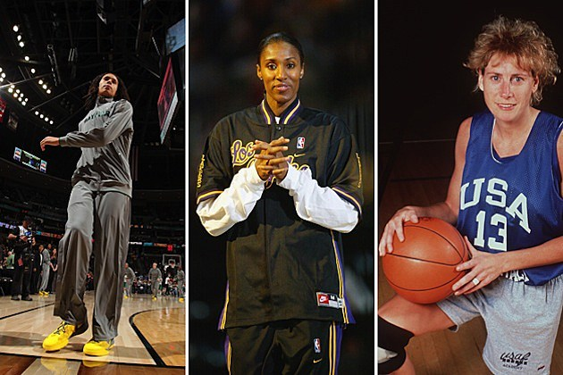 Best Female Basketball Players Ever