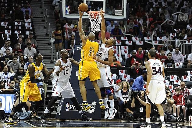 Indiana Pacers v Atlanta Hawks